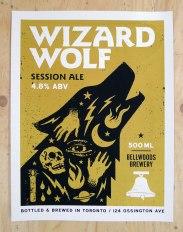 WizardWolf beer