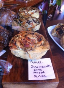 Bialee sicilienne: feta, mozzarella et olives 😊
